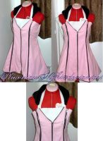 Kairi cosplay dress -COMPLETE- by PlutonianNight