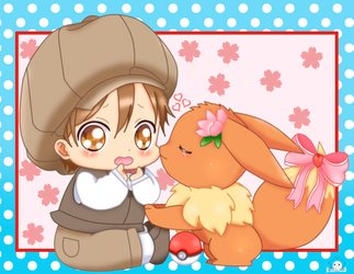 Little Trainer by jirachicute28