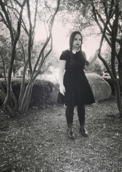 Wednesday Addams by a-chelsea-grin