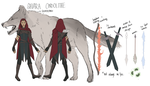 Savara Character Concept by Lecoulte