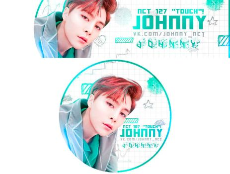 JOHNNY / NCT 127 by TotomatoKim