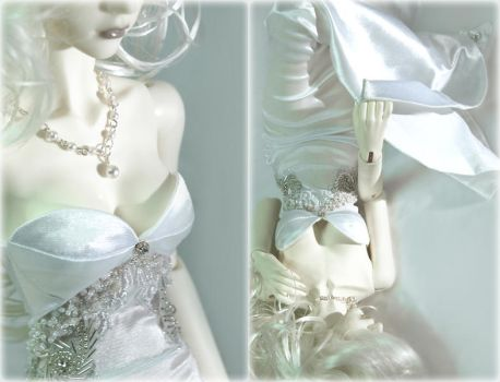 White Pearls by ChocolateDecadence