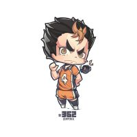#362 - Nishinoya from Haikyuu!! by Jrpencil
