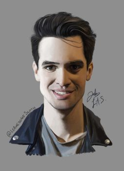 Brendon Urie by LeAwesomeSloth