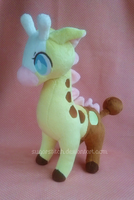 Pokemon: Girafarig by sugarstitch