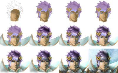 The making of - Hrid by RealTRgamer