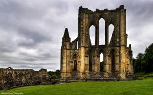 The ruin that is Rievaulx by LordLJCornellPhotos