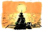 The harmony of the fisherman by Sommum