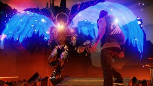 InFAMOUS: Second Son - Heaven's Hellfire by ClinicallyRepressed