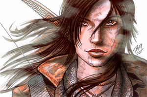 Rise of the Tomb Raider by Hyde209