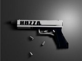 Huzza's Gun by Morphieous