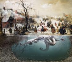 Old Painting photo manipulation by AlexandraF