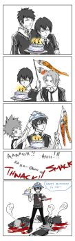 The cake is not a lie... by beanclam