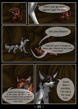 When heaven becomes HELL - Page 48 by LolaTheSaluki