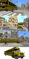 -MMD- School bus DL by MariMariD