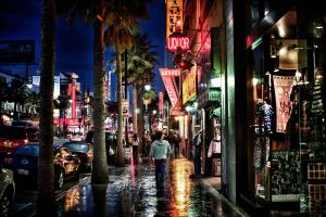 HDR Hollywood by xraystyle