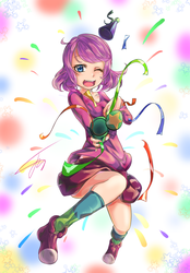 Party Girl! by ajidot