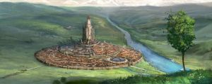 Al'kor - Ancient Capital by Lyno3ghe
