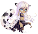 Blinking Commission: Maar'sha by Mimimoma