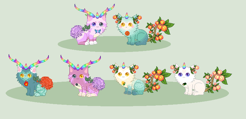 Butterfly x Skippy [Breedable] [Open] by MaddieInChina