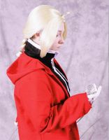 Ed Elric cosplay pocketwatch by MissRaptor
