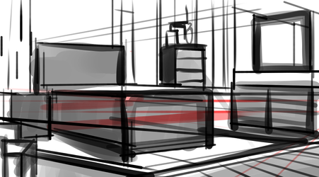 Perspective Study 2 by mechaguy