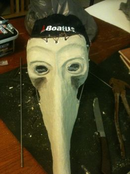 Plague Doctor Mask 9 by UrsusArctos85
