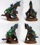 Tyranid Biovore by DaOldHorse