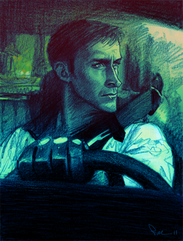 The Driver by Emmanuel-B