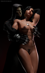 Time to reap (NSFW) by pharah-best-girl