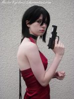Ada Wong photo request by MasterCyclonis1