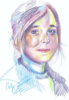 Ellen Page by stream-reflections