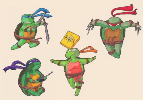 Turtlements by wilithien