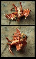 Dragon baby Say by hontor