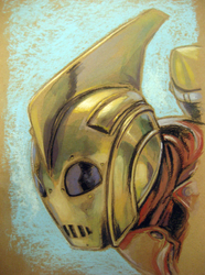 Rocketeer by DRPR