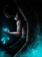 Illidan. Water from the Well of Eternity by Korkuguvin