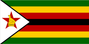 Flag of Zimbabwe by JMK-Prime