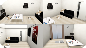 MMD Stage 82 by MMD3DCGParts