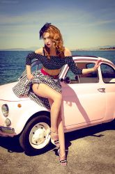 Pin up girls 2 by mariannaphotography