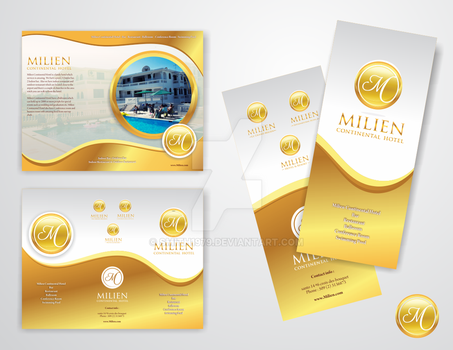 Millen Continental Hotel Brochure by smith1979