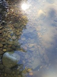 Crystal clear river by R-MJ
