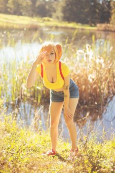 Misty | Pokemon by KaylaErinOfficial