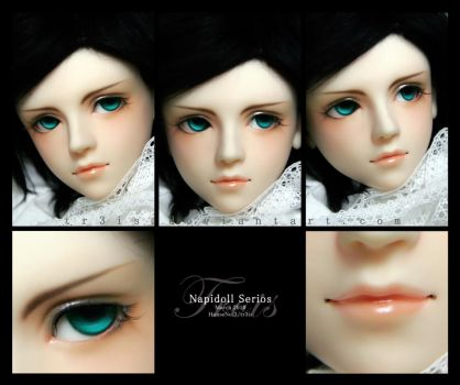 Face-up : NapiDoll Serios by tr3is