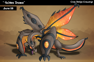 CDC - June08 - Glider Drake by Xiaphear