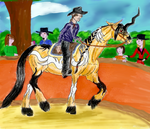 BMa Spring Draft Show 2012 - Spider Western by Nixxily