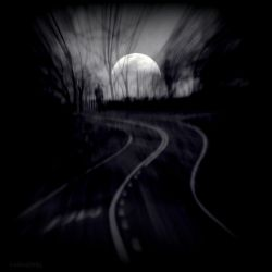 Drive to the moon by lostknightkg