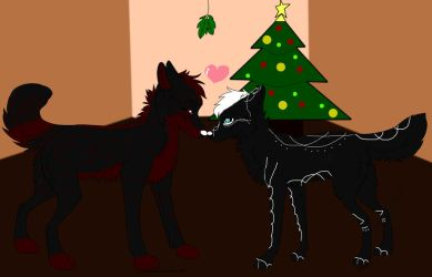Christmas Present 2 by Wolfang15