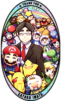 To Mr Iwata by Quas-quas