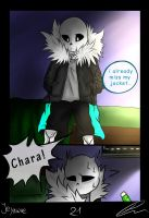 [ENG] Ch.3 page 21 - UNDERVIRUS by Jeyawue
