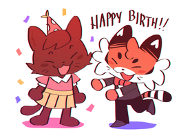 Happy Birth by TigerToony